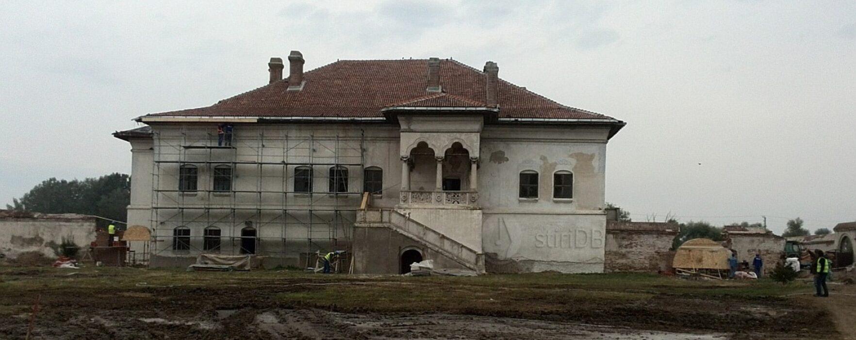 Liviu Dragnea: Palatul brâncovenesc de la Potlogi, unul dintre cele mai importante obiective turistice din ţară (foto)