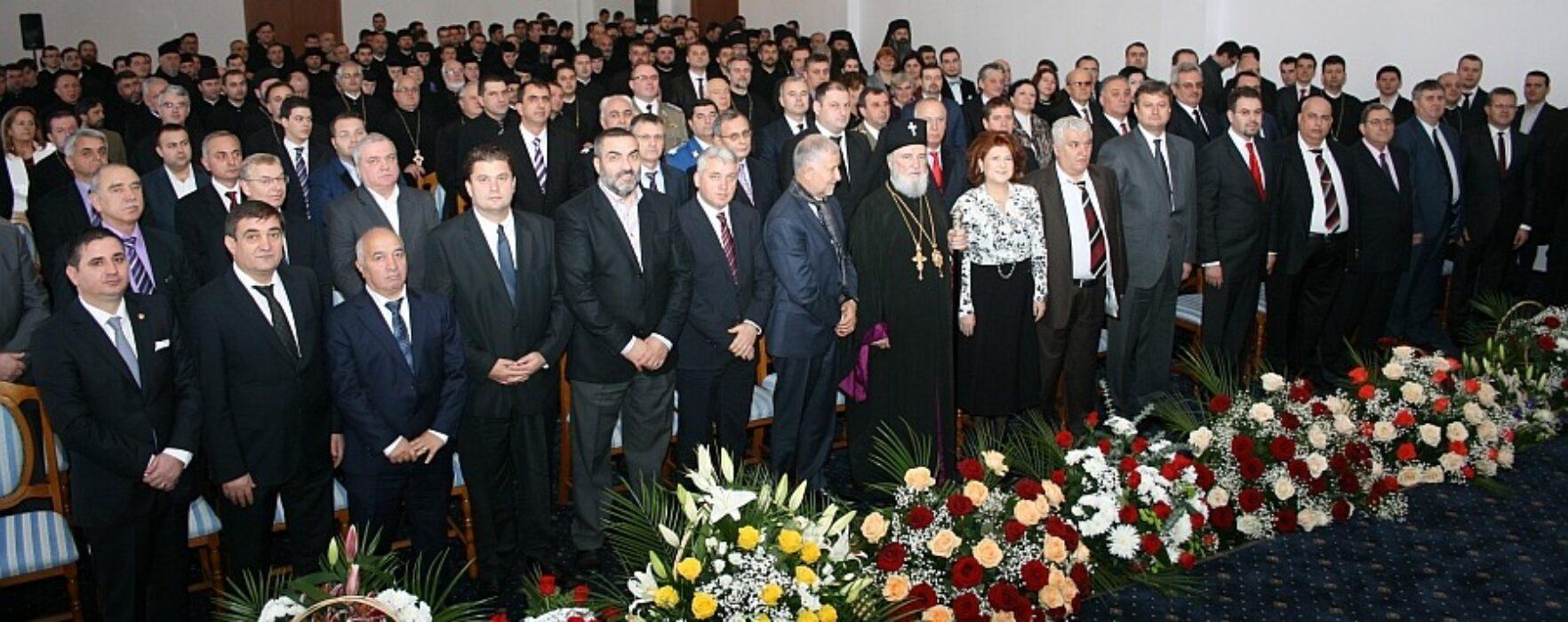 Moment aniversar în Arhiepiscopia Târgoviştei