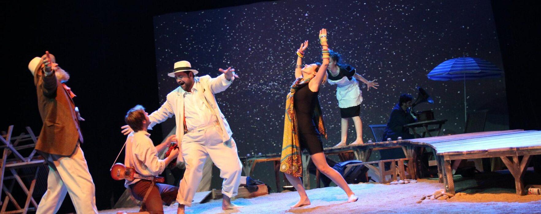 """""""A douăsprezecea noapte"""" de W. Shakespeare, premieră la Teatrul Tony Bulandra Târgovişte"""