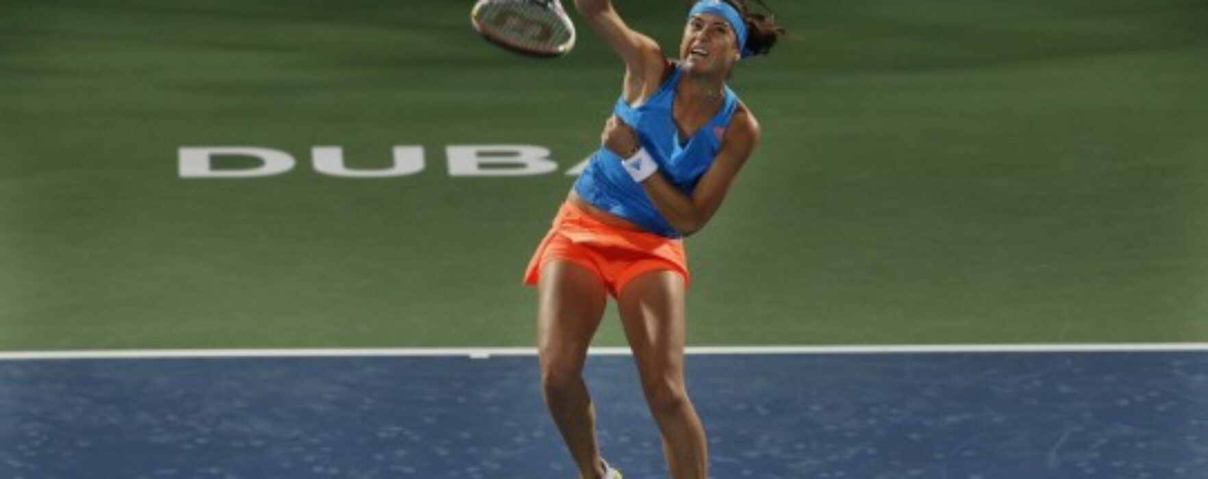 Sorana Cîrstea, eliminată în sferturile de finală ale turneului WTA de la Dubai