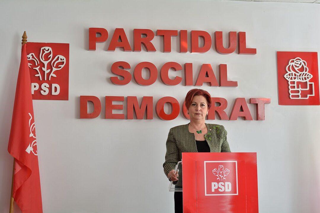 Carmen Holban, deputat PSD: Legile Justiţiei pun România în rândul statelor civilizate