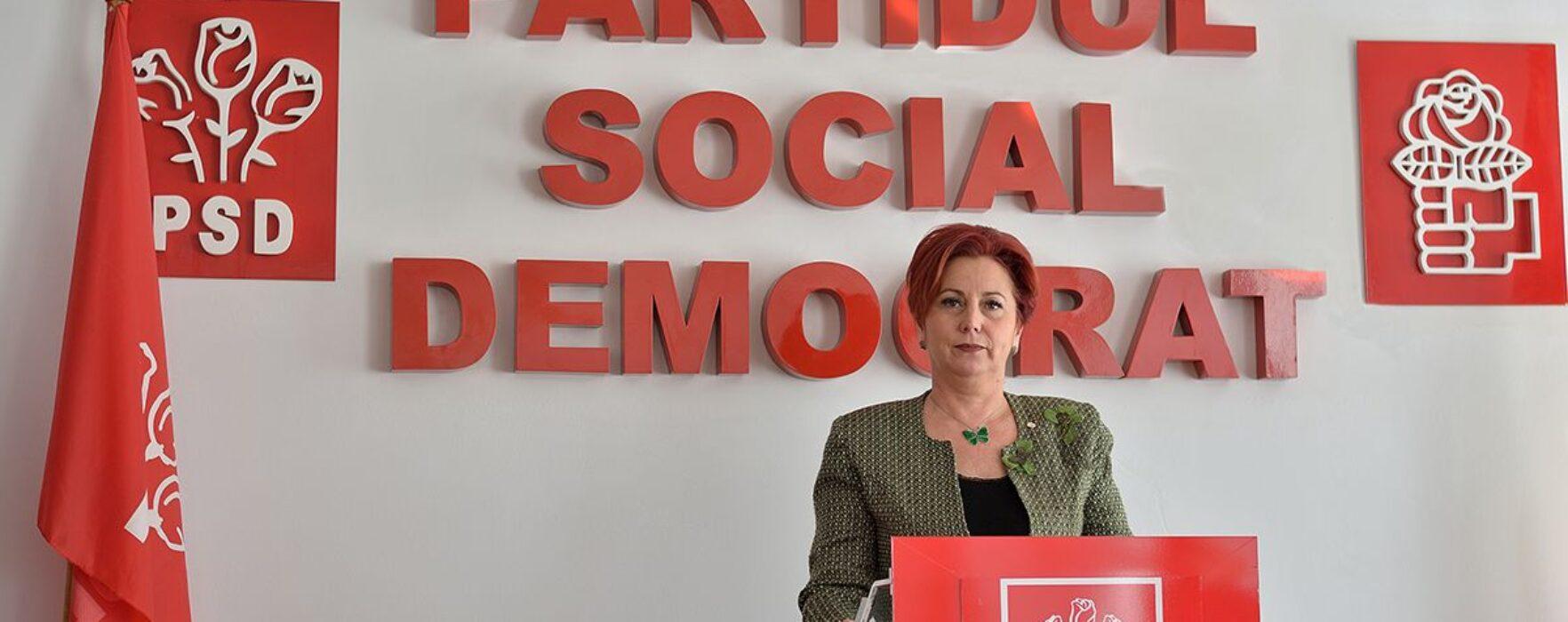 Carmen Holban, deputat PSD: Tragedia de la Neamţ e rezultatul suprapunerii politizării și incompetenței Guvernului PNL