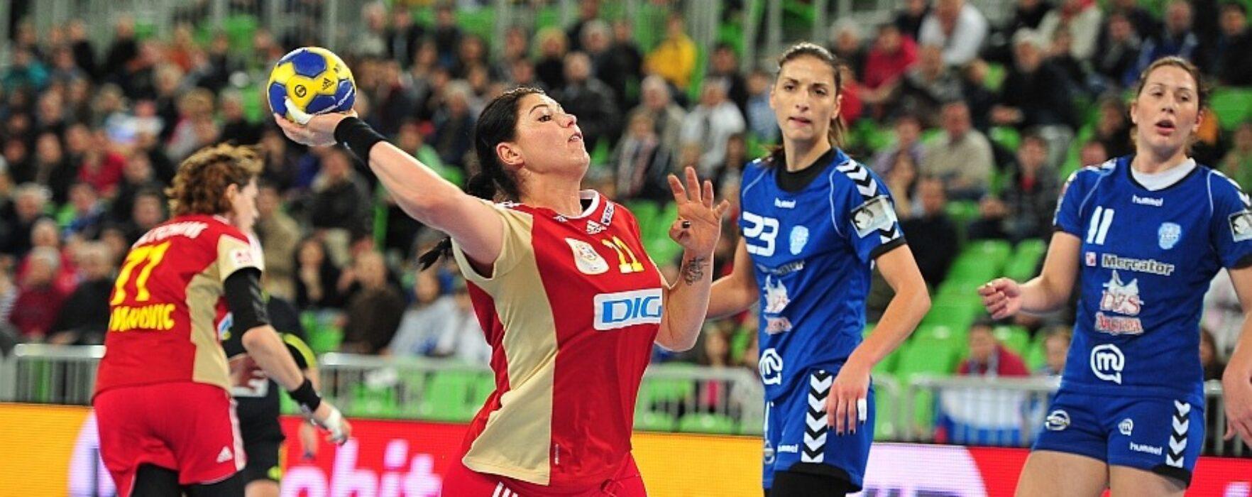Cupa României la handbal feminin, la Târgovişte; echipele calificate în sferturi