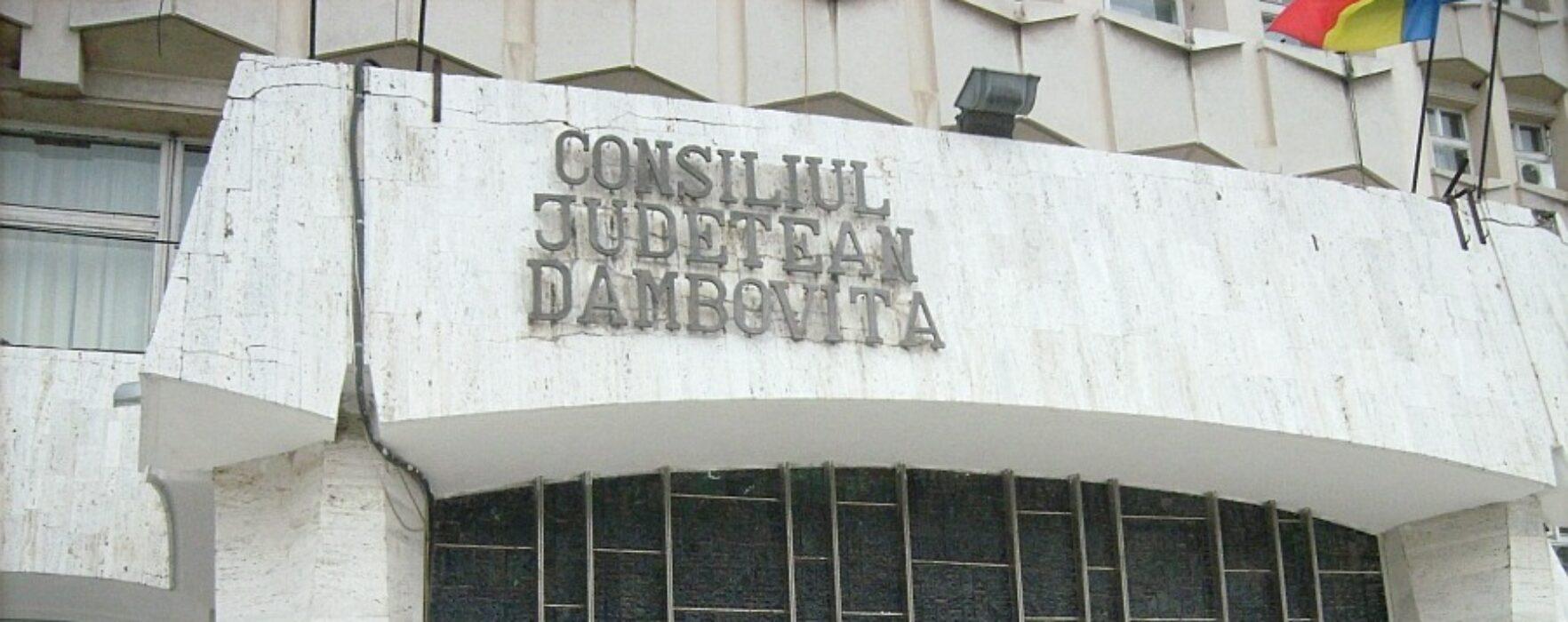 Angajaţii CJ Dâmboviţa evaluaţi, cine ia notă mică pleacă acasă