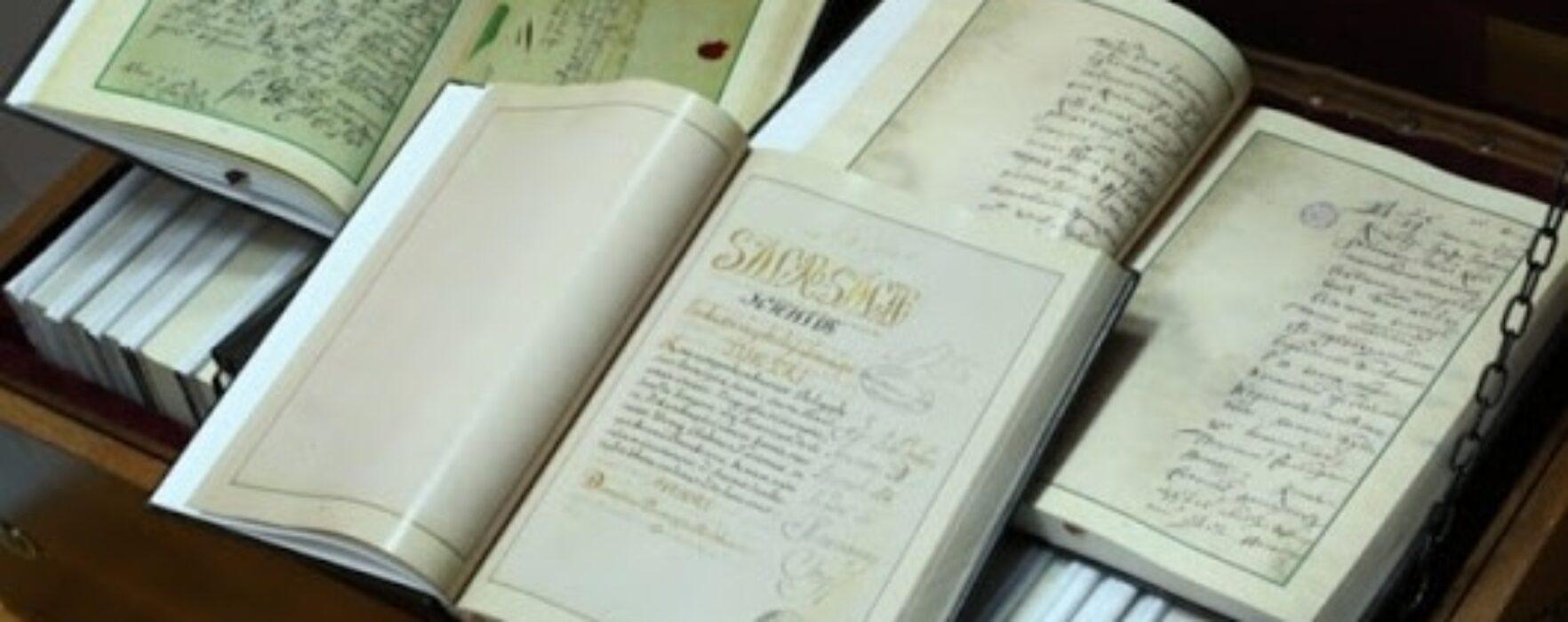 """Integrala Manuscriselor Cantemir, la Salonul editorial """"Ion Heliade Rădulescu"""""""