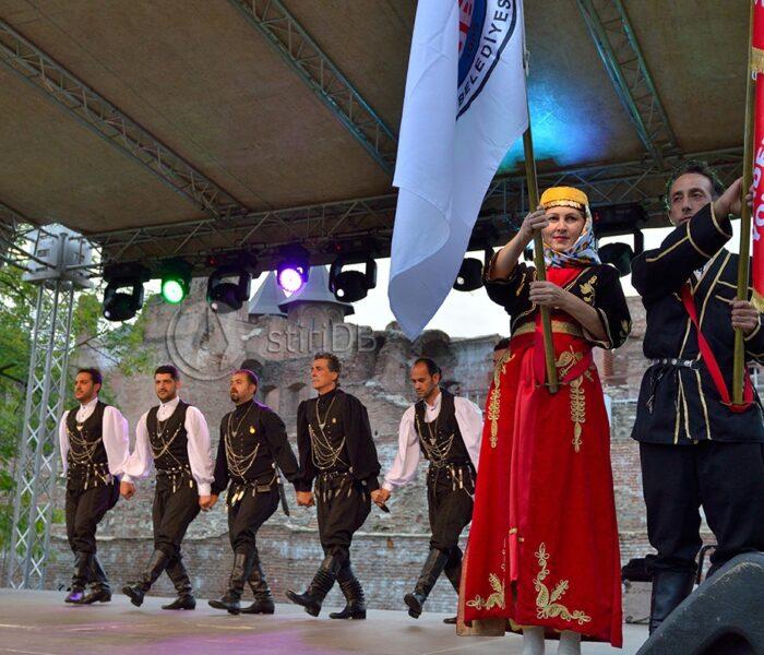 Festival internaţional de folclor, la Zilele Cetăţii Târgovişte (foto | video)