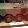 Fifor: Prototipul transportorului blindat ce va fi realizat la Moreni va fi lansat până la sfârşitul anului 2019