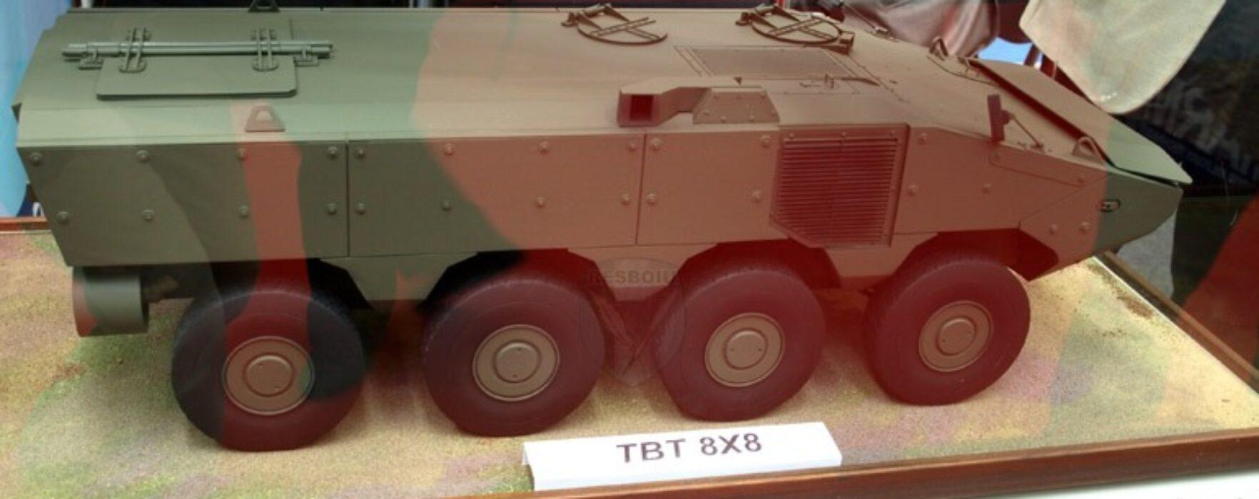 Proiectul transportorului blindat 8×8 de la Automecanica Moreni va continua