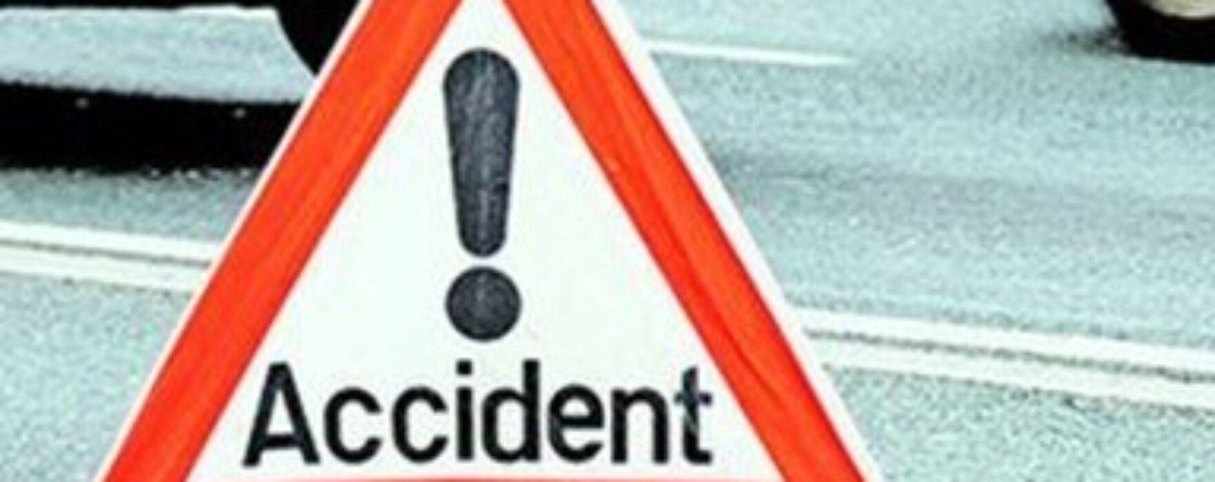 Aproape 500 de accidente în Dâmboviţa, în 2013; cauza principală indisciplina pietonilor