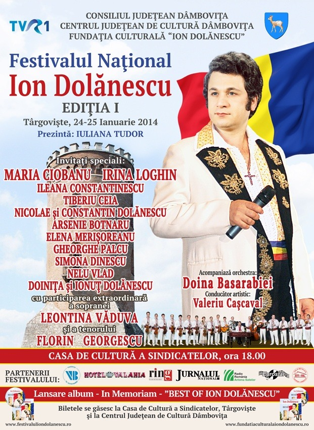 afis festival ion dolanescu