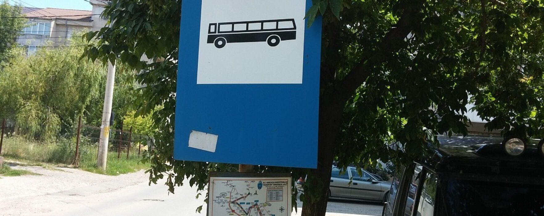 Transport în comun din Târgovişte, modificat din cauza lucrărilor la infrastructură; află cursele anulate