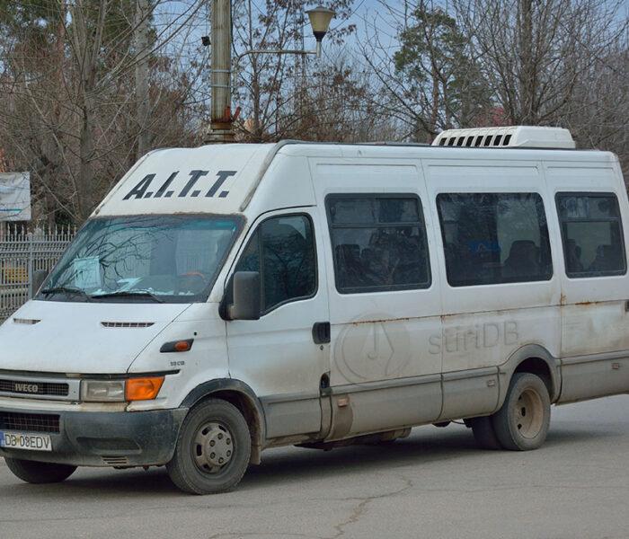 Târgovişte: Transportul public va fi gestionat direct de către primărie