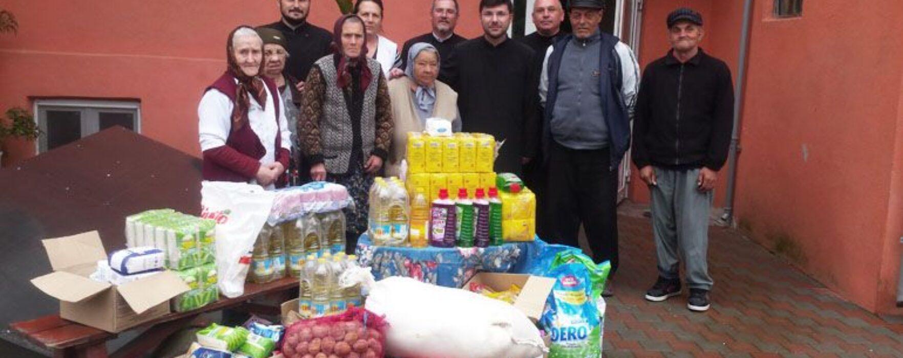 Acţiuni filantropice în Arhiepiscopia Târgovişte