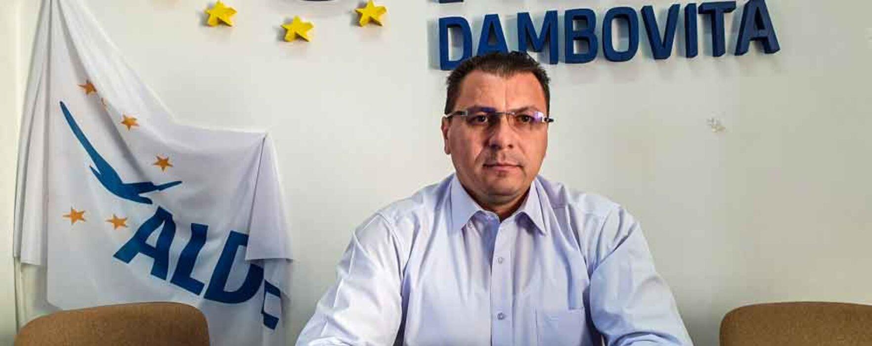 Locale2020 Ionel Petre, ALDE Dâmboviţa: A venit vremea pentru experienţă, nu experimente