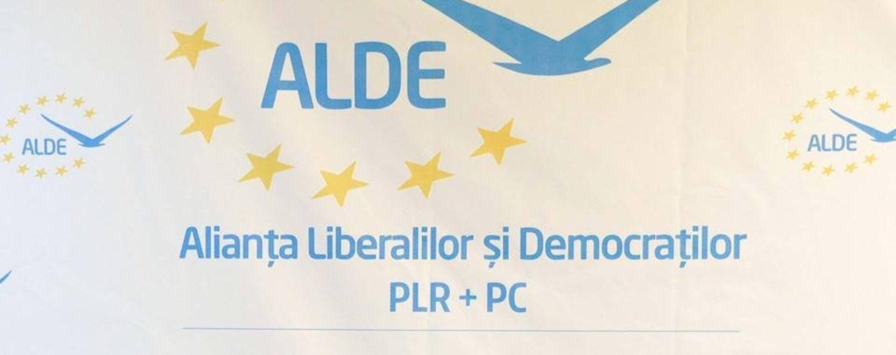 ALDE Dâmboviţa a depus lista candidaţilor pentru consiliul judeţean; Georgică Dumitru deschide lista