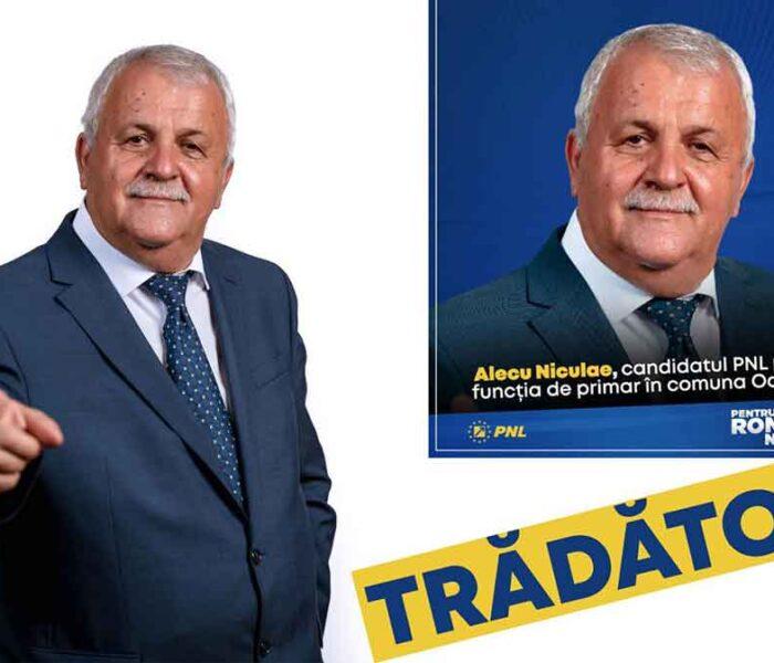 PSD Dâmboviţa: Primarul din Odobeşti, Alecu Nicolae – un trădător!