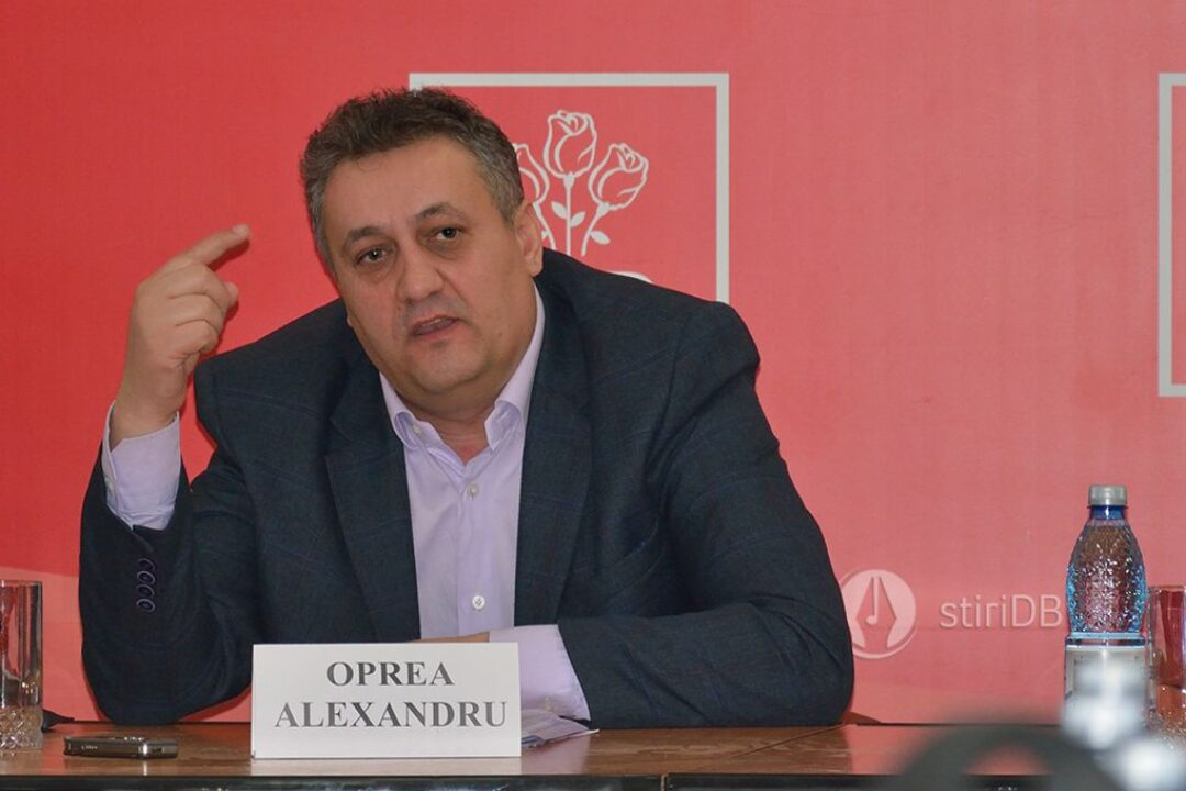 Alexandru Oprea (PSD Dâmboviţa): O să candidez, mă recomandă talentul!