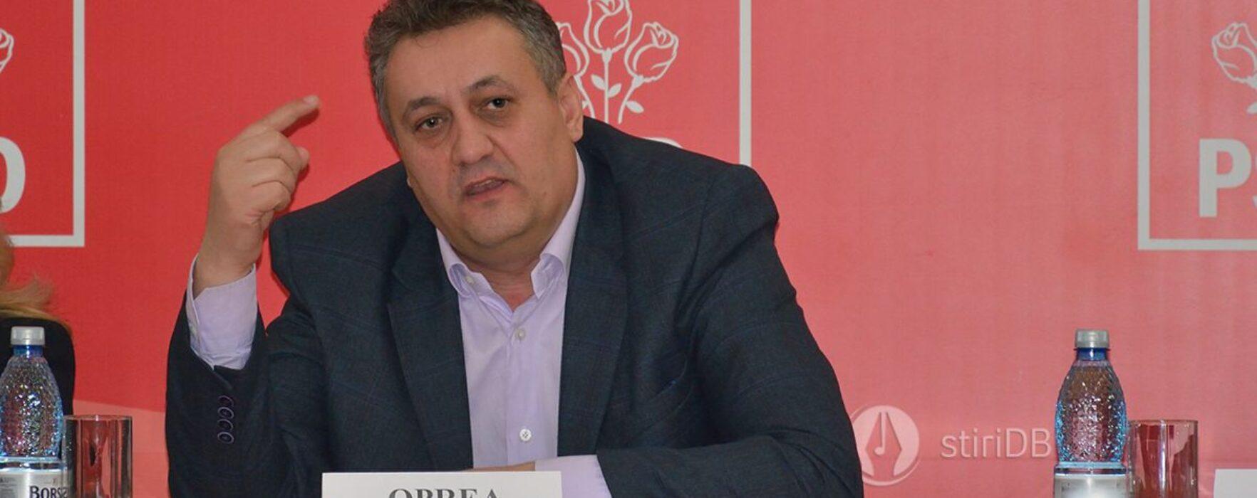Preşedintele CJ Dâmboviţa, Alexandru Oprea, contestă suspendarea din PSD; spune că va vorbi cu Dragnea