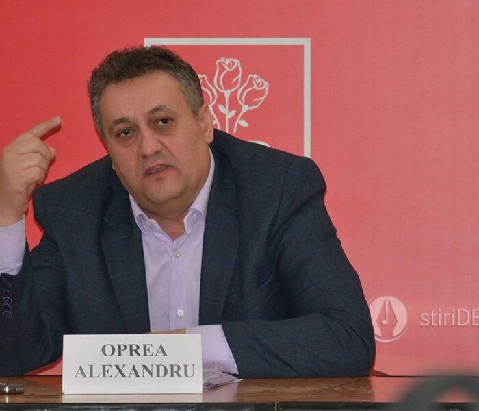 Preşedintele CJ Dâmboviţa, Alexandru Oprea, şi-a anunţat demisia din funcţia de conducere deţinută în PSD