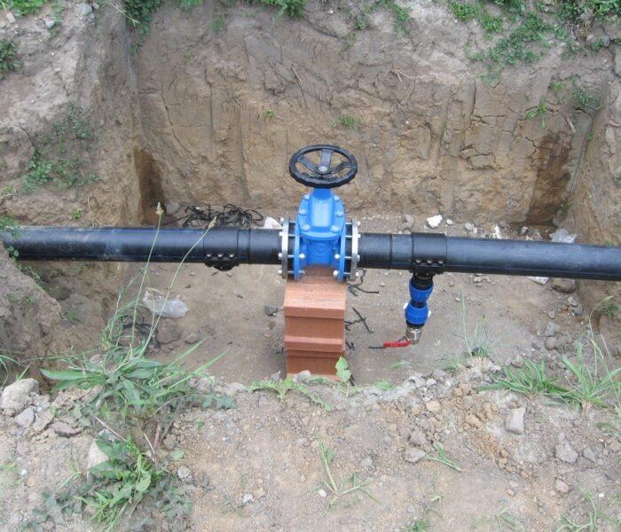 Investiţii alimentare cu apă şi canalizare, în Dâmboviţa