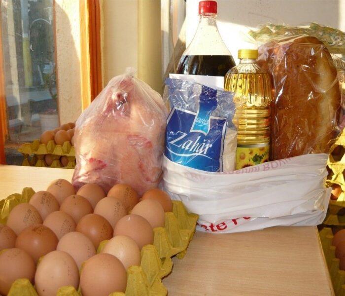 Primăria Titu va distribui, de Paşte, pachete cu alimente persoanelor defavorizate