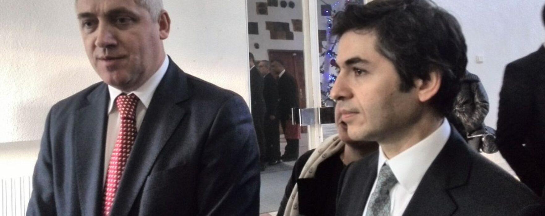 Dâmboviţa: Ambasadorul Turciei, întâlnire cu autorităţi locale