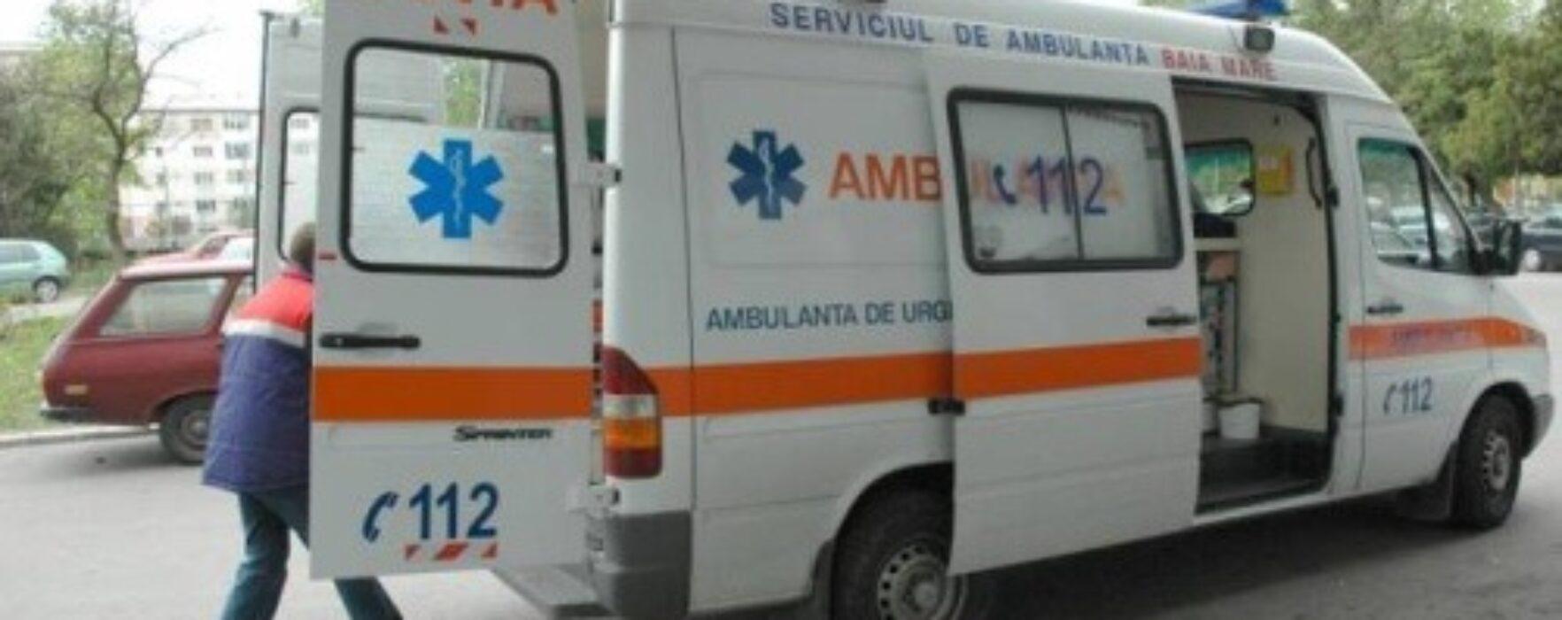 Mai mulţi elevi din Ghirdoveni au făcut atac de panică şi au ajuns la spital
