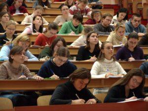 amfiteatru studenti