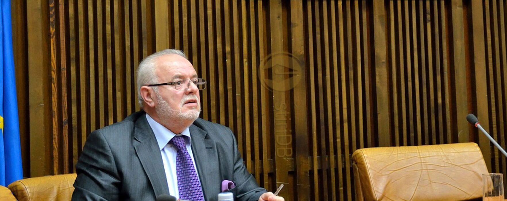 Marin Antonescu, declarat incompatibil de ANI pentru perioada 2008-2012
