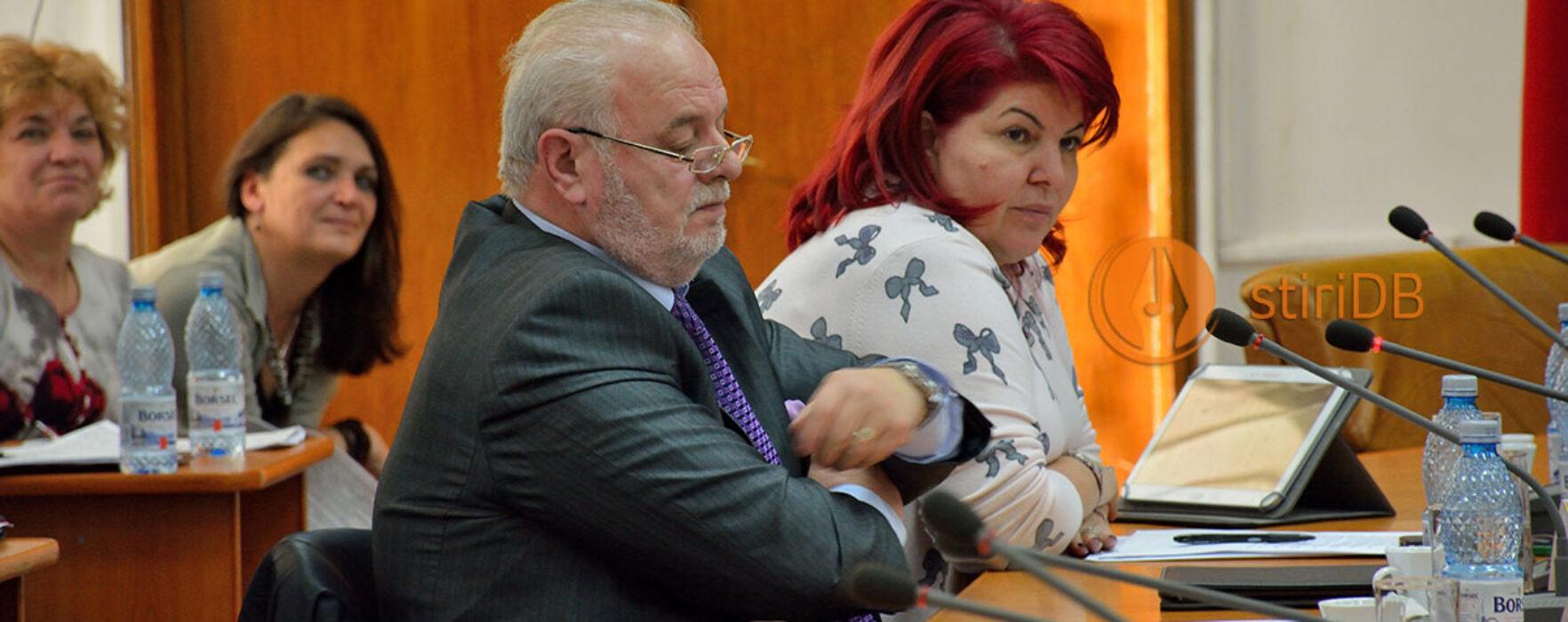 Marin Antonescu şi Neli Ion, excluşi din PNL