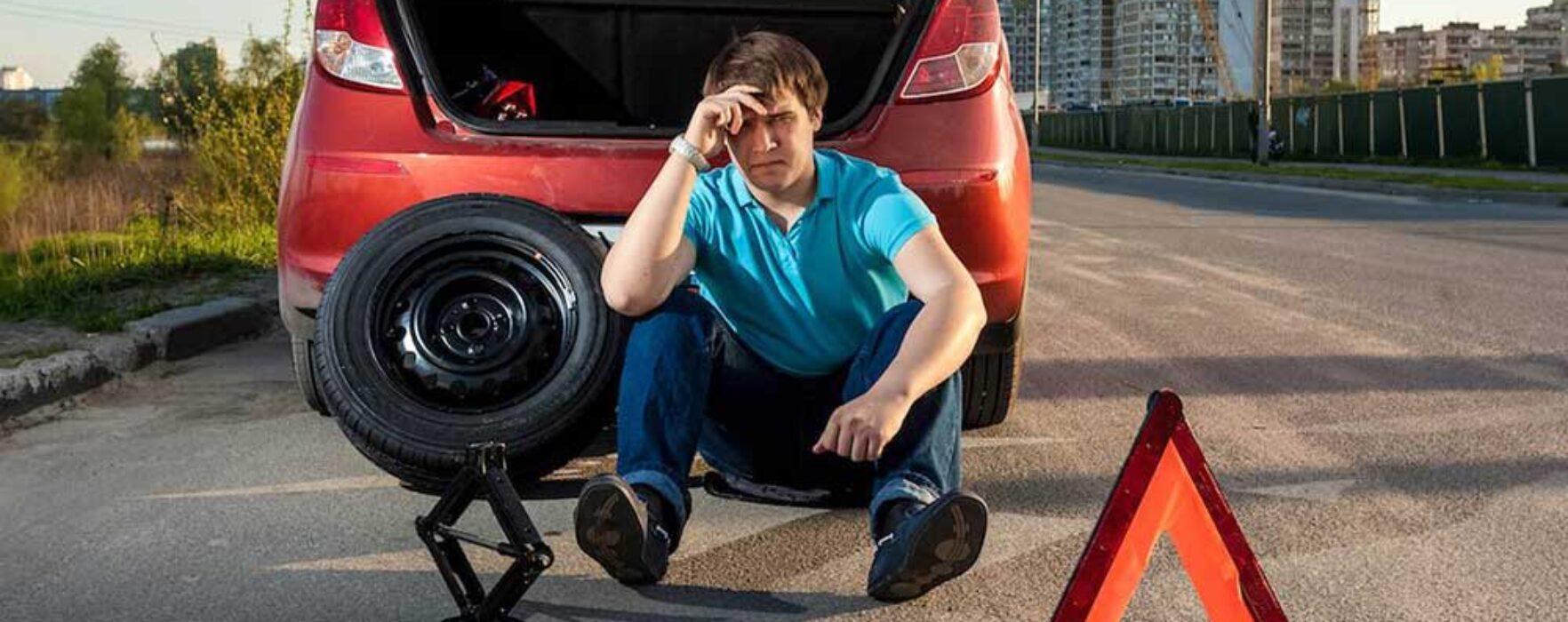"""Dâmboviţa: Poliţiştii atrag atenţia cu privire la metoda """"înţeparea anvelopei"""""""