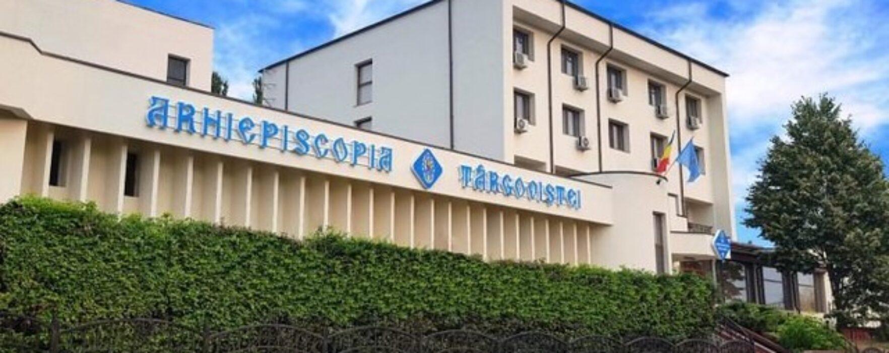 Arhiepiscopia Târgovişte: Măsuri suplimentare luate pentru prevenirea coronavirusului; sprijin persoanelor aflate în izolare