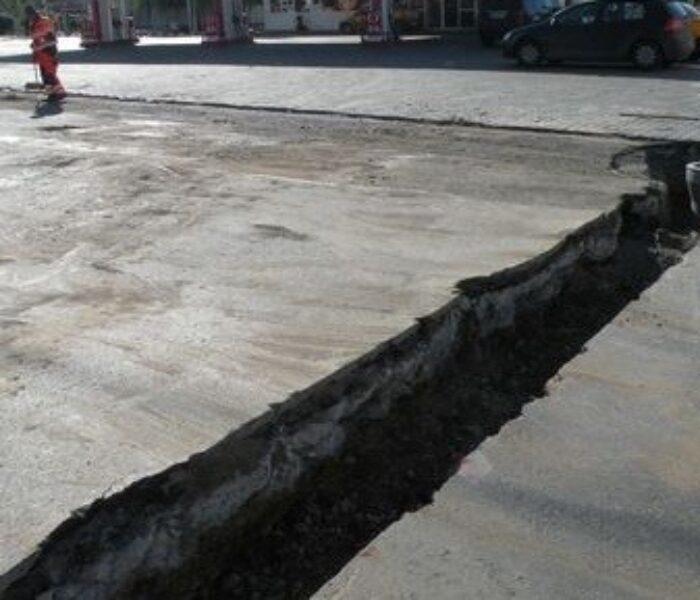 Primăria Târgovişte nu eliberează, în perioada iernii, autorizaţii de spargere străzi