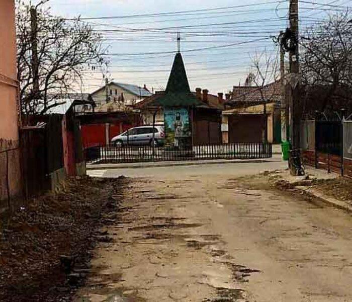 Târgovişte: Mai multe străzi din cartierul Matei Voievod vor fi asfaltate
