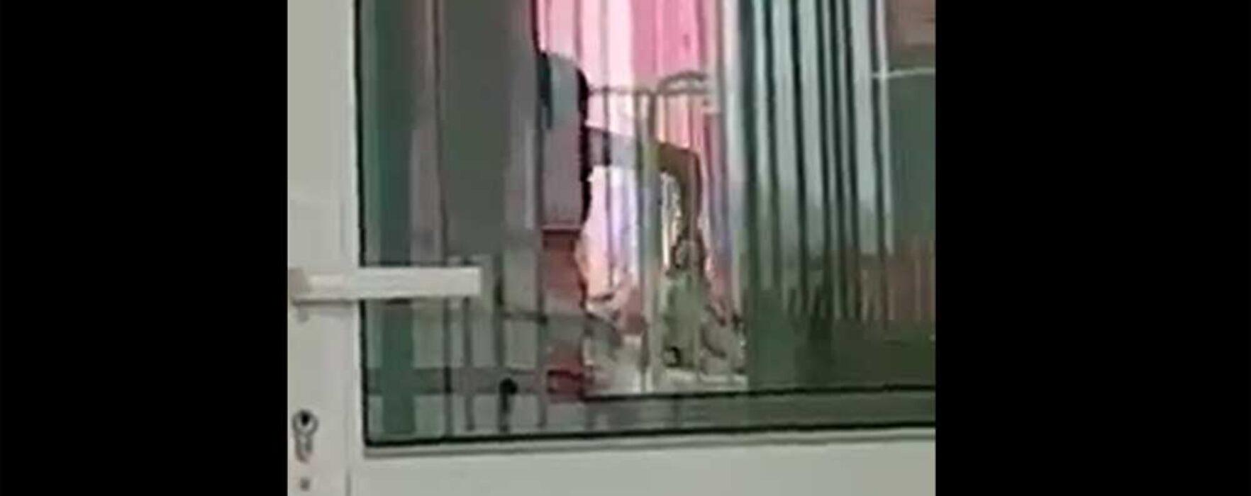 Asistentă de la Spitalul Judeţean Târgovişte suspectată că ar fi bruscat un bebeluş
