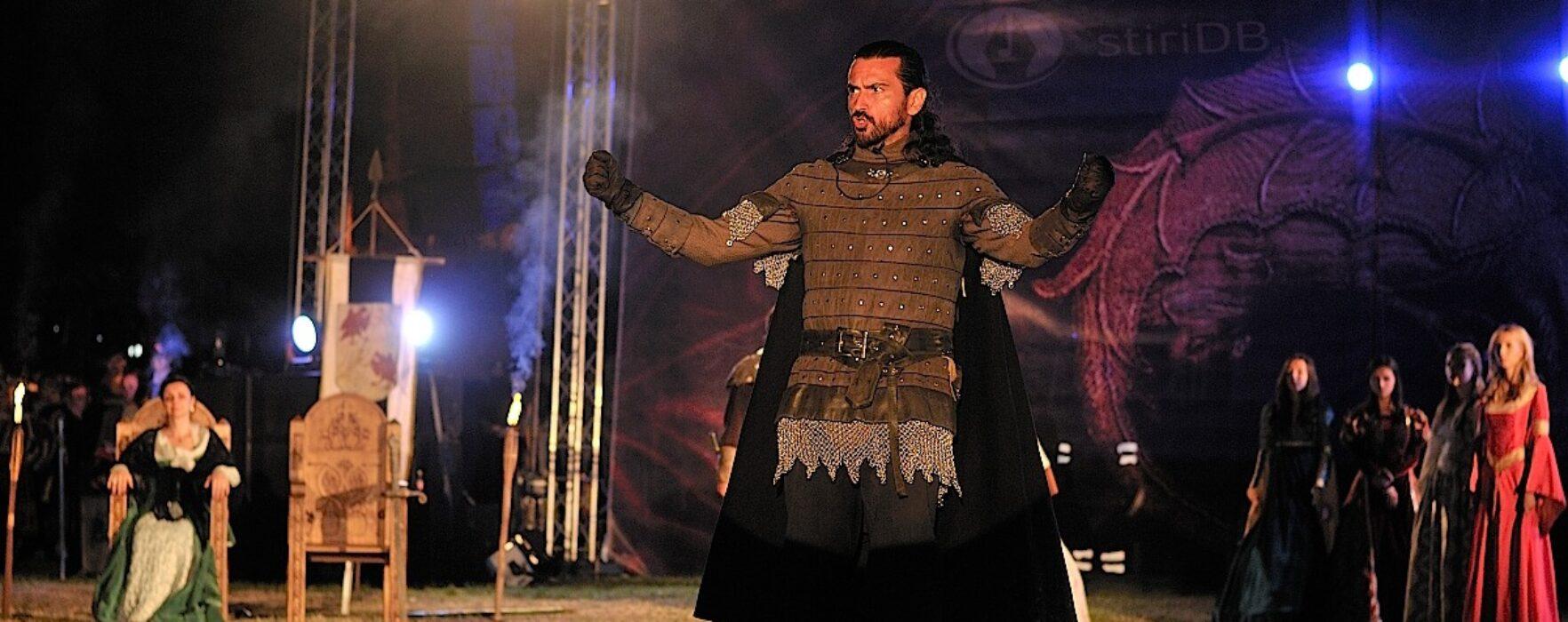 Festivalul Medieval Dracula începe vineri la Târgovişte; vezi programul