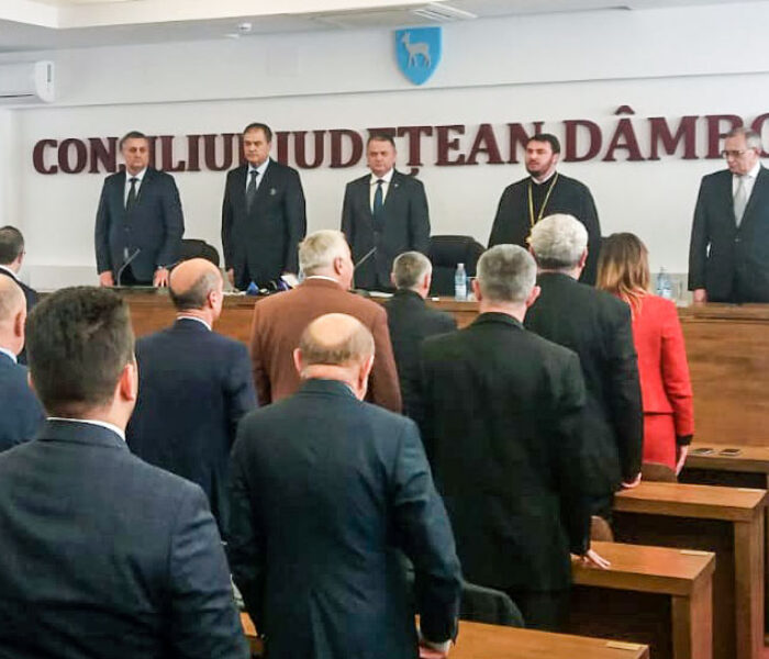 Noul prefect de Dâmboviţa, Aurelian Popa: Ştiu care sunt îndatoririle unui prefect, voi fi ferm