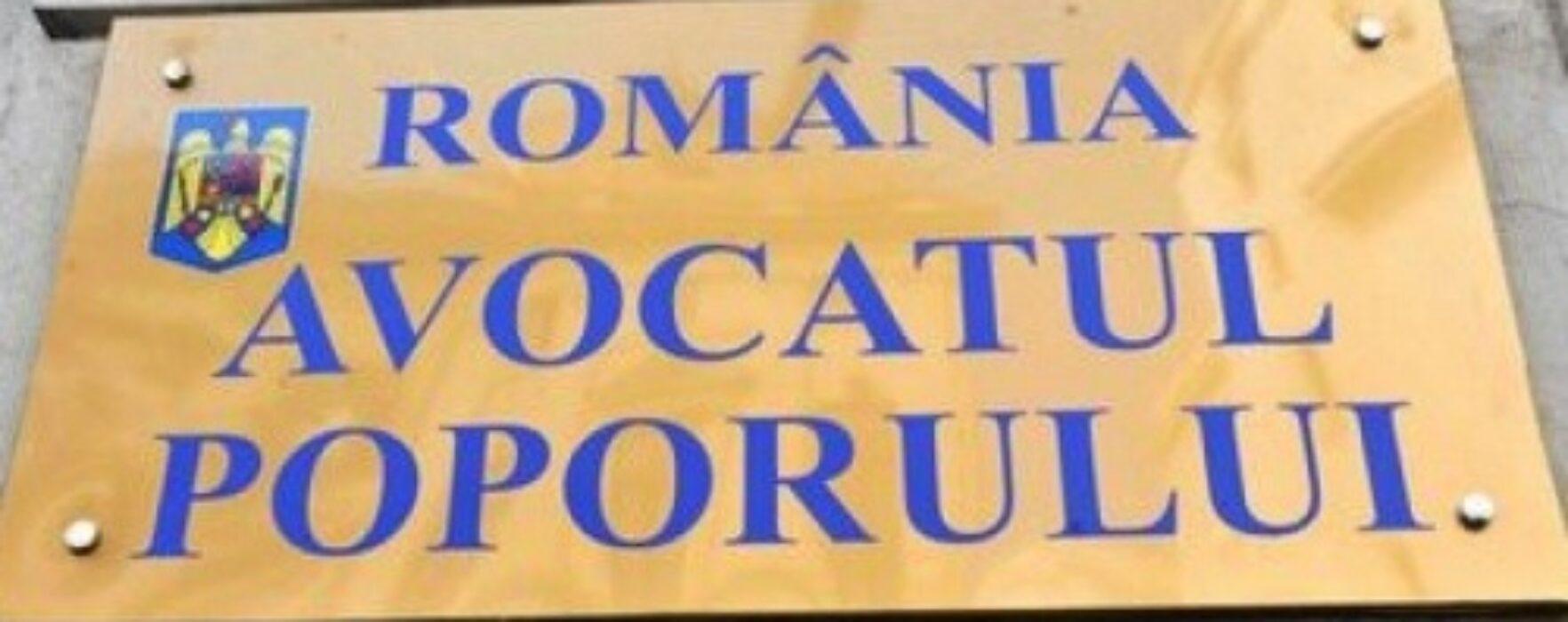 Avocatul Poporului acordă audienţe, luni, la Târgovişte