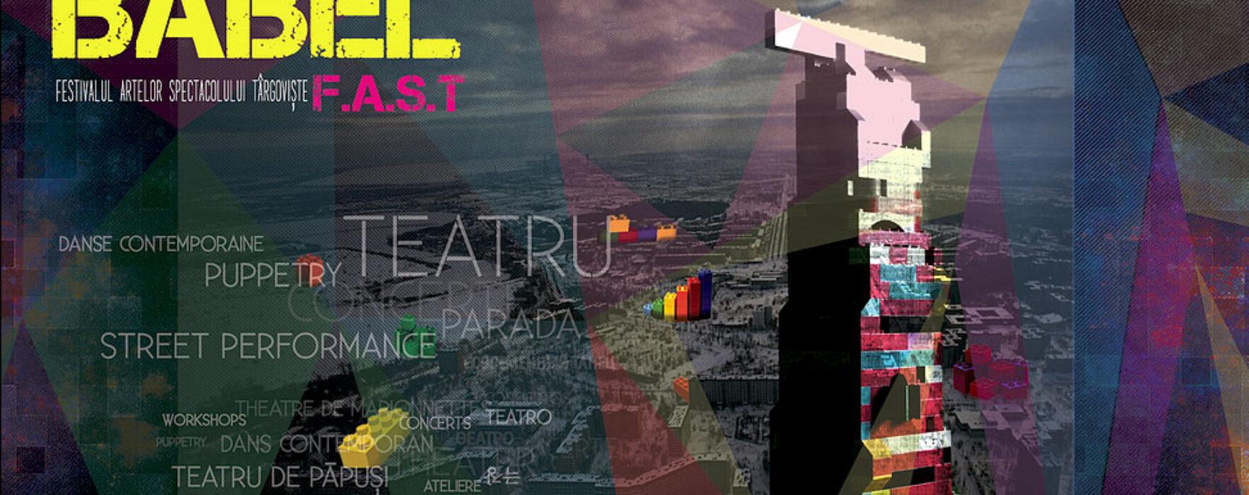 Târgovişte: Spectacole Festival Babel – duminică