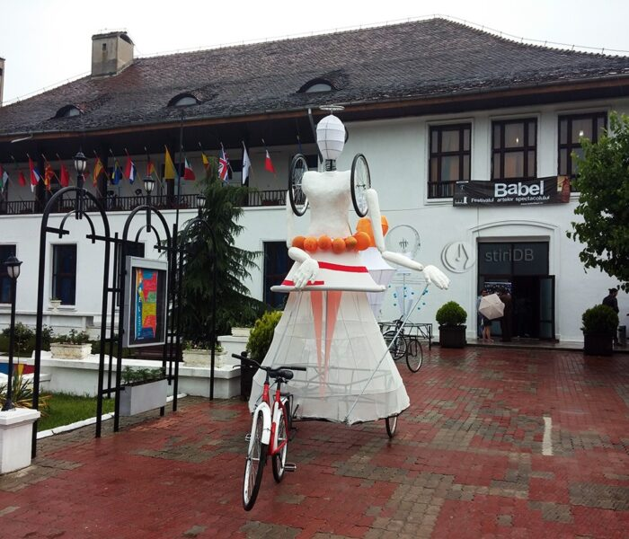Târgovişte: Tema ediţiei din acest an a Festivalului Babel este 'gestul'