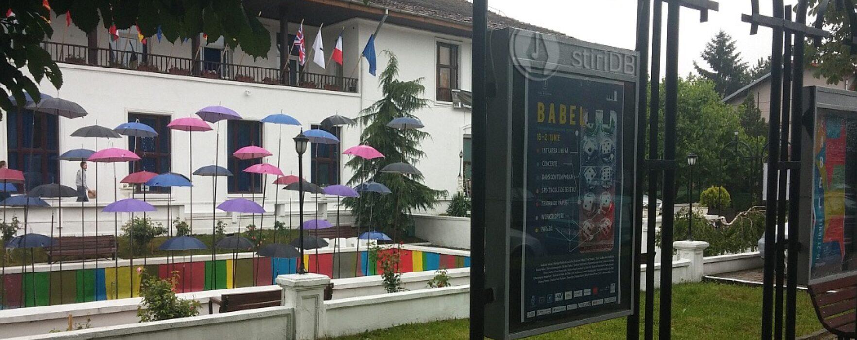 Târgoviște: Festivalul Babel 1-12 iunie; vezi programul