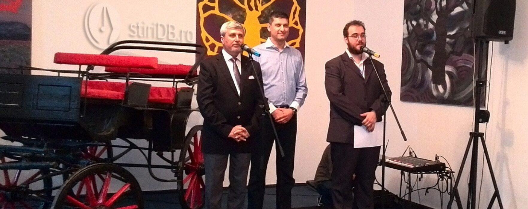 Deschiderea oficială a Festivalului Babel Târgovişte