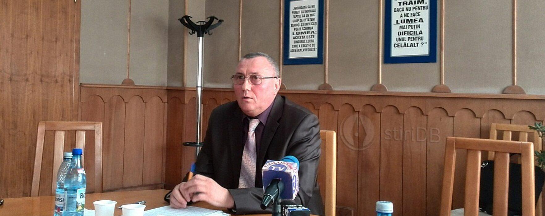 Dănuţ Bădău (primar PNL Pucioasa): Cred că ar trebui anulate deciziile luate după congresul PNL