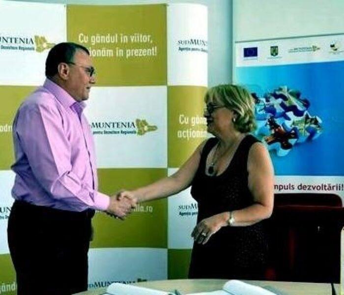 Pucioasa obţine primele fonduri Regio pentru modernizarea infrastructurii educaţionale