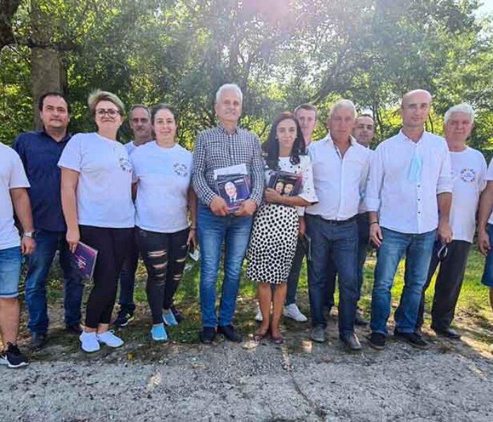 Locale2020 Răzvan Bănaru, candidat Pro România la Primăria Vârfuri: Vreau, pot şi îmi pasă!