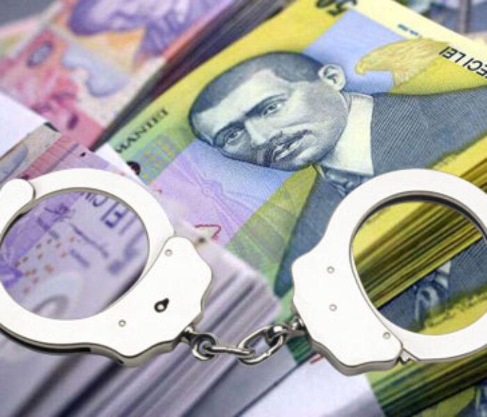 Dâmboviţa: Două persoane reţinute pentru evaziune fiscală, prejudiciu 3 milioane de lei