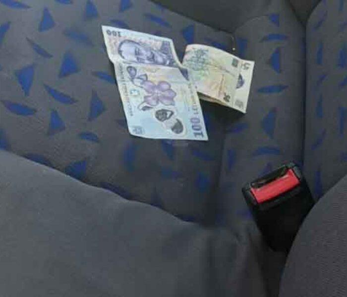 Dâmboviţa: Bărbat jefuit în timp ce a fost luat la ocazie din Târgovişte la Pietrari