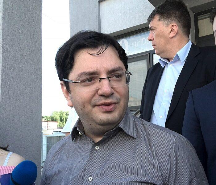 Nicolae Bănicioiu (ministrul Sănătăţii): Spitalul Judeţean Târgovişte intră în programul naţional ATI