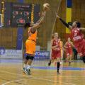 Baschet feminin: CSM Târgovişte pierde primul meci cu Satu Mare (sferturi finală din play-off-ul LNBF)