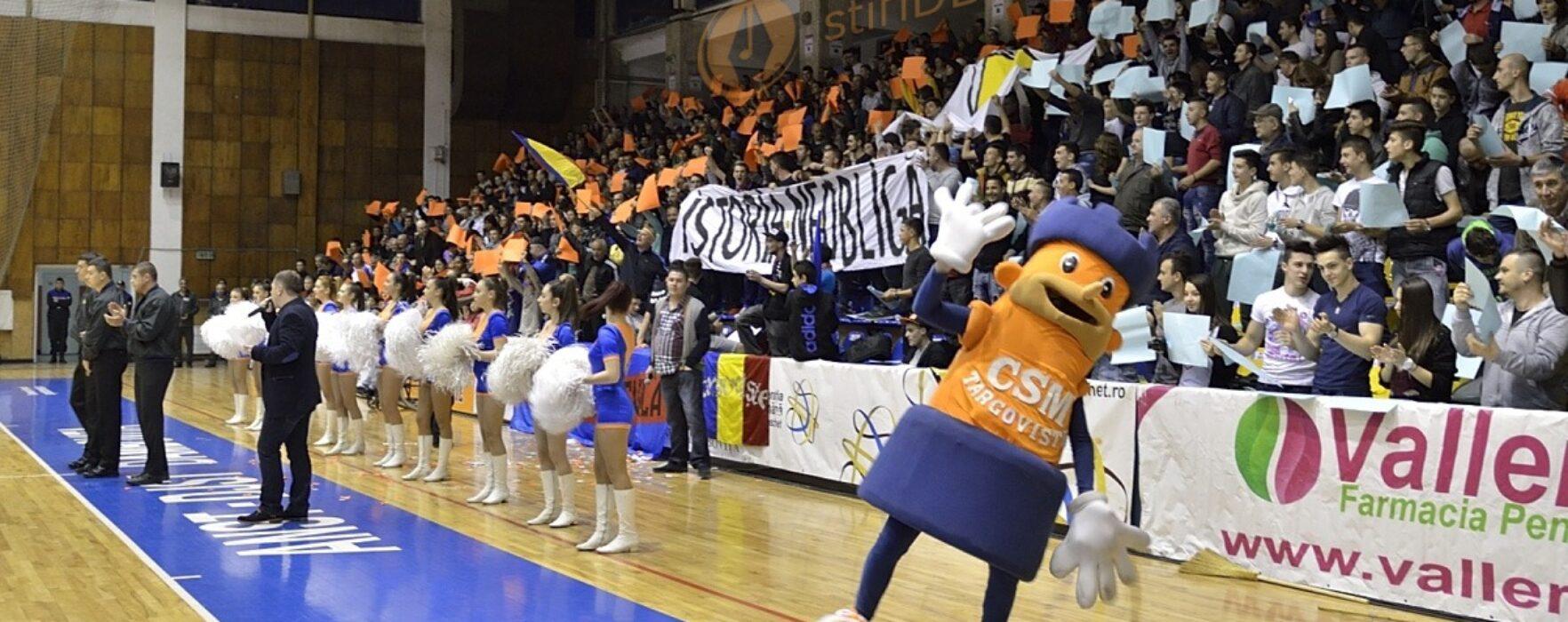 Primăria Târgovişte: Sportivi de la CSM au salarii de mii de euro din bani publici (audio)